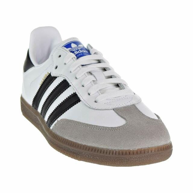 dc911185b B75806 Mens adidas Originals Samba OG Sneaker - White /black/granite ...