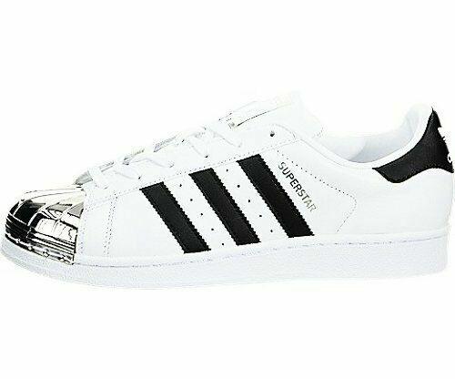 Size 8 - adidas Superstar Metal Toe for sale online | eBay