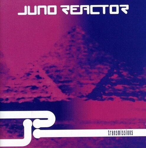 Juno Reactor - Transmissions [New CD] UK - Import