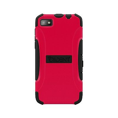 Trident Case AG-BB-Z10-RED Aegis Series BlackBerry Z10 - Retail Packaging - Red