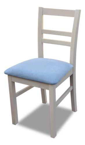 Massiv Holz Echtes holz Stuhl Lehn Esszimmer Wohn Stühle designer Neu Holzstühle