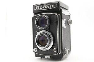 [EXC+5] Yashica Rookie 6x6 TLR Fim Camera Yashimar 80mm f/3.5 From Japan