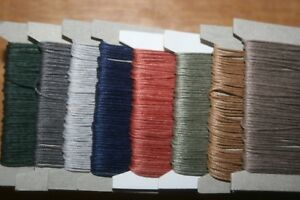 Oxley-oxella-Thread-25m-Bonded-Nylon-Upholstery-Leather-Industrial-M6