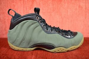super popular d8c42 c3c3c Details about WORN TWICE Nike Air Foamposite Olive Suede Tim Foam Size 10  575420 200