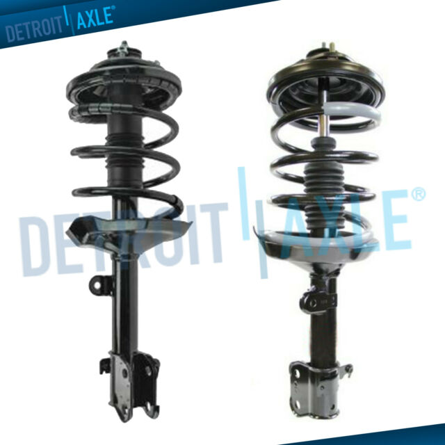Pair Front Quick Struts & Coil Spring Assembly For 2003