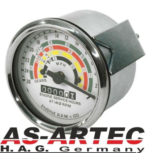 super Dexta T Super Major 309 Tacho Tachometer Dexta