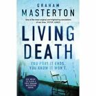 Living Death by Graham Masterton (Paperback, 2017)