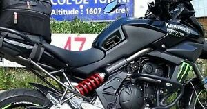 PROTEGE RESERVOIR ADHESIF RESINE NOIR TITAN FITS KAWASAKI VERSYS 650 2015-2017