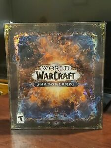 World-Of-Warcraft-Shadowlands-Collector-s-Edition-Windows-IN-HAND-Ships-Fast