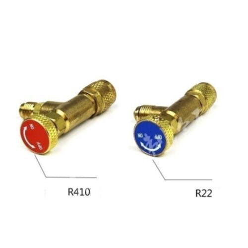 Refrigerant Tool Retention Control Valve Air conditioning Charging Valve Shan