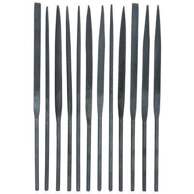 6Pcs Needle File Set Jewelers Hobby Glass Diamond Metal Work Craft Tool LD