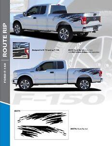 2015-2019-Ford-F-150-Route-Rip-Stripe-Kit