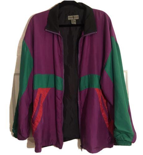Robert Stock Vintage 1990's Jacket  Size Large