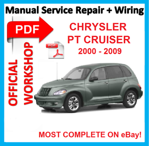 official workshop manual service repair for chrysler pt cruiser 2000 rh ebay co uk pt cruiser manual transmission problems pt cruiser manual shift knob