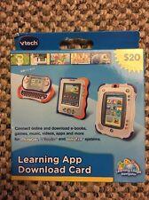 VTech Learning Application Download $20Gift Card For The InnoTab MobiGo V.Reader