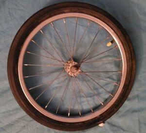 Vintage Schwinn Stingray Krate Front 16 X 1.75 Rim Tire Superior w/ Schwinn tire