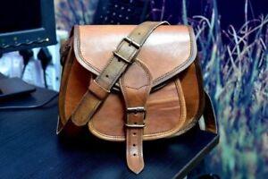 NEW-Real-Leather-Handbag-Shoulder-Purse-Women-Satchel-Messenger-Crossbody-Bag