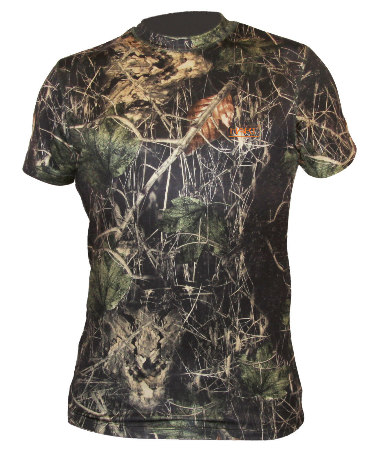 HART - Thermo-Shirt ACTIVA-S - forest - XHASF