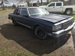 1989 caprice trade or sell