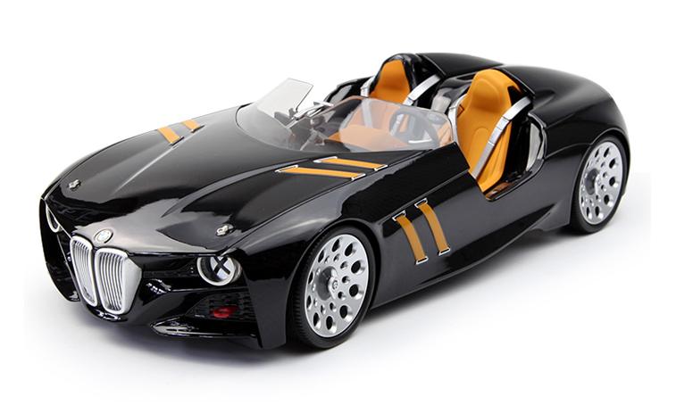 NOREV  1 18 Alloy Die Casting Modèle De Voiture, noir BMW 328 Hommage Cadeau Collection  les promotions