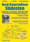 Nord-Ostpreußens Südosten von Dirk Bloch (2016, Mappe)