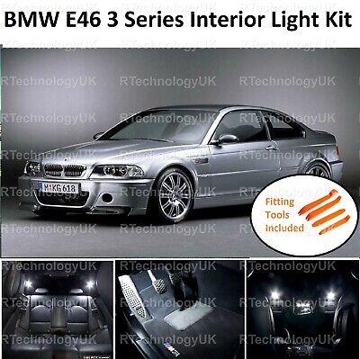 Fits BMW 3 Series E46 239 C5W Blue Interior Glove Box Bulb LED Light Upgrade