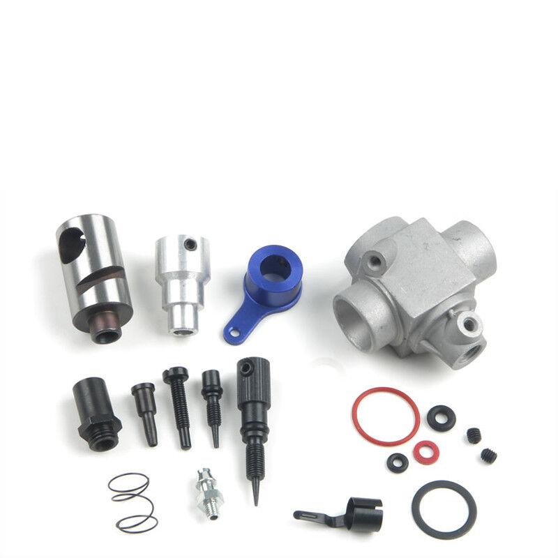 Carburatore GX52H Motore a Scoppio Pezzo di Ricambio Kyosho 74234-10  701205