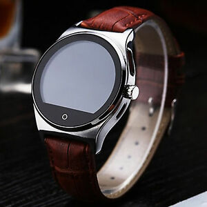 fashion women smart wrist bluetooth watch for android. Black Bedroom Furniture Sets. Home Design Ideas