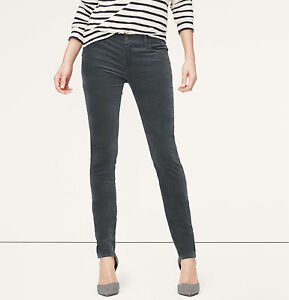 Ann Taylor LOFT Frayed Skinny Pants Various Colors and Sizes NWT