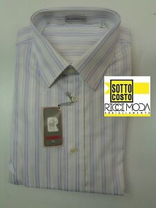 Outlet -75% 32 - 0 Men's Shirts Shirt Chemise Shirt Lilac 3200540300