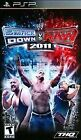 WWE SmackDown vs. Raw 2011 (Sony PSP, 2010)