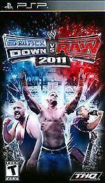 WWE SmackDown vs. Raw 2011 - Sony PSP