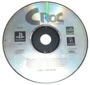 CROC THE LEGEND OF THE GOBBOS PlayStation 1 PS1 Play Station Game Bambini Gioco - Italia - CROC THE LEGEND OF THE GOBBOS PlayStation 1 PS1 Play Station Game Bambini Gioco - Italia