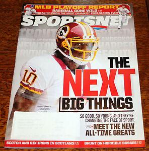 Sportsnet-Magazine-October-22-2012-Robert-Griffin-III-Chipper-Jones-Orioles