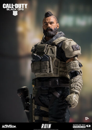 Call of Duty Donnie rovinare Walsh specialista Action figure McFarlane Toys in magazzino