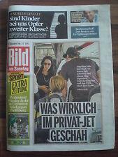BamS Angelina Jolie Brad Pitt Jürgen Klopp Farrah Fawcett Mesut Özil J.J Liefers