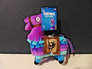 Fortnite-7-034-Loot-Llama-Officially-Licensed-Plush-Stuffed-Animal-New-With-Tag