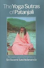 Yoga Sutras of Patanjali by Swami Satchidananda (2012, Paperback)