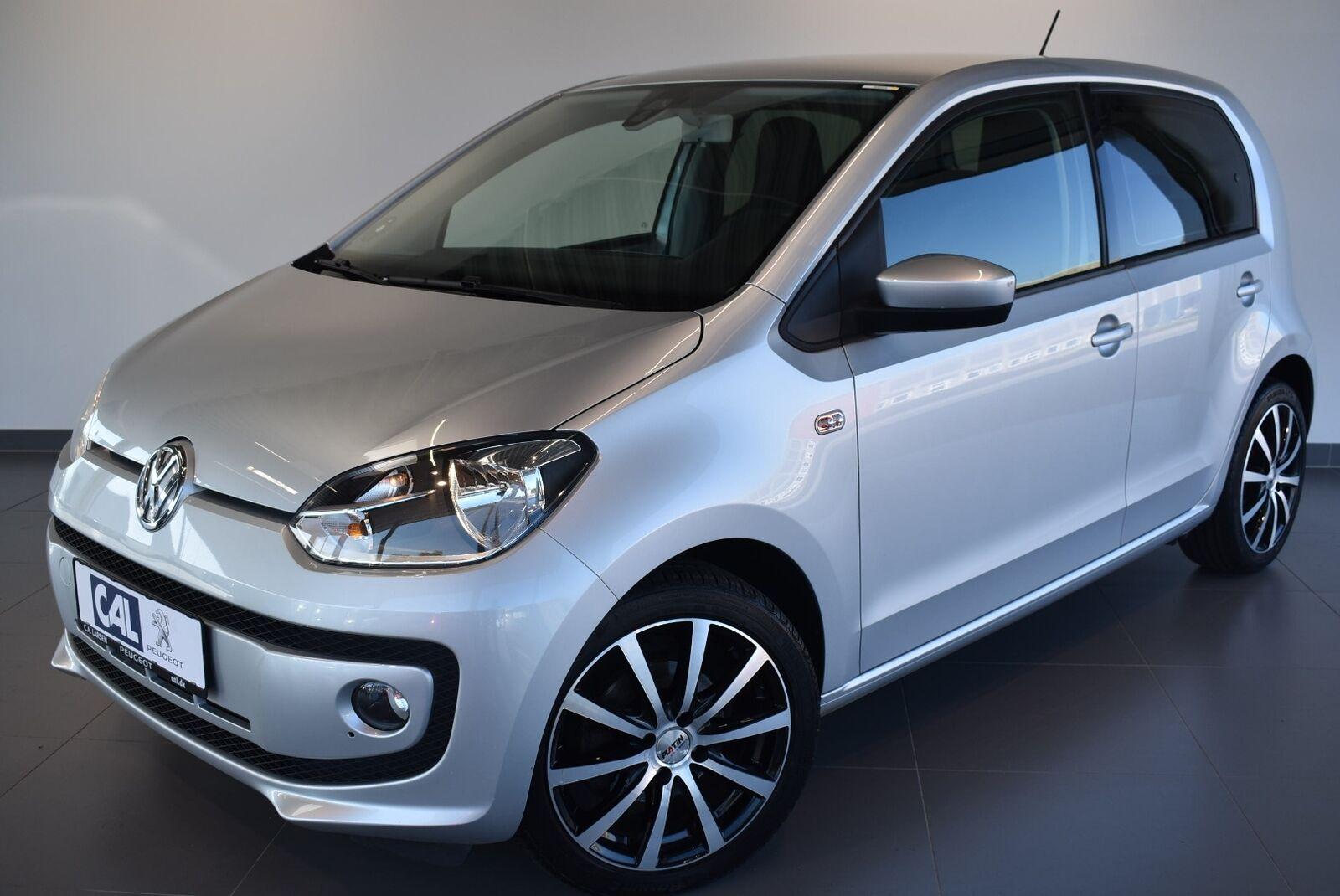 VW Up! 1,0 60 Move Up! BMT 5d - 74.900 kr.