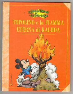LE-GRANDI-PARODIE-n-67-TOPOLINO-E-LA-FIAMMA-ETERNA-DI-KALHOA-Disney