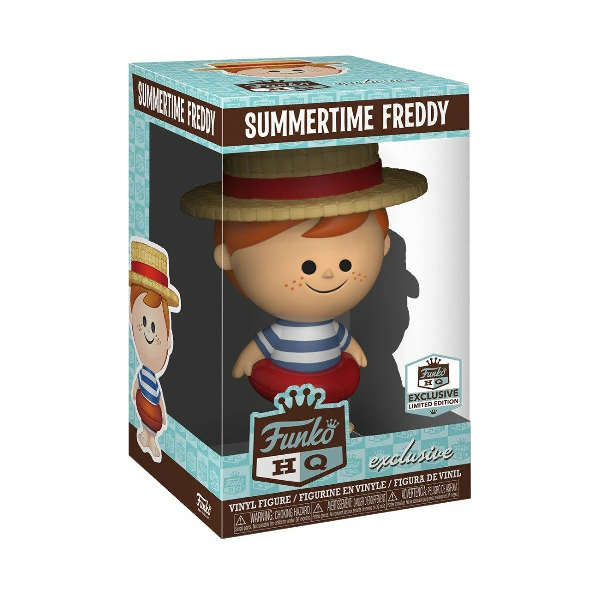 Funko Summertime Frotdy 29370 Funko Exclusive