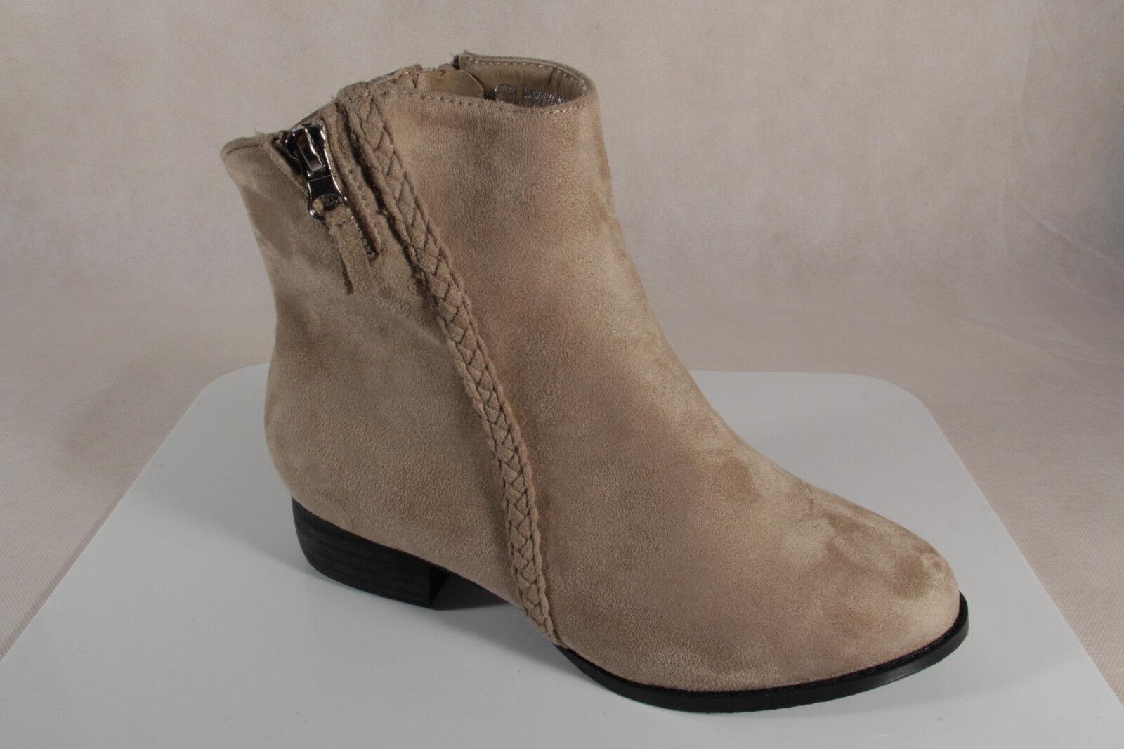 Top or bottes pour Femme Bottines bottes bottes D'Hiver Beige Rv Neuf Sport