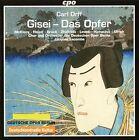 Carl Orff: Gisei - Das Opfer (CD, Jan-2016, CPO)