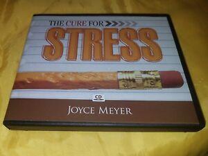 The Cure For Stress by Joyce Meyer [Audiobook CD]   eBay