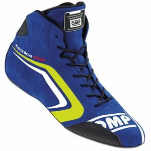 OMP-TECNICA-EVO-RACE-BOOTS-OMPIC-803-FI-Black-Red-or-Blue-All-Sizes-ASK