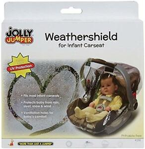 Jolly Jumper Weathershield for Infant Car Seat, New, Free Shipping ...