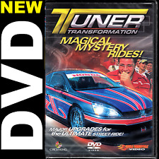 Tuner Transformation: Magical Mystery Rides (DVD) Nisson 240sx, Dodge SRT4
