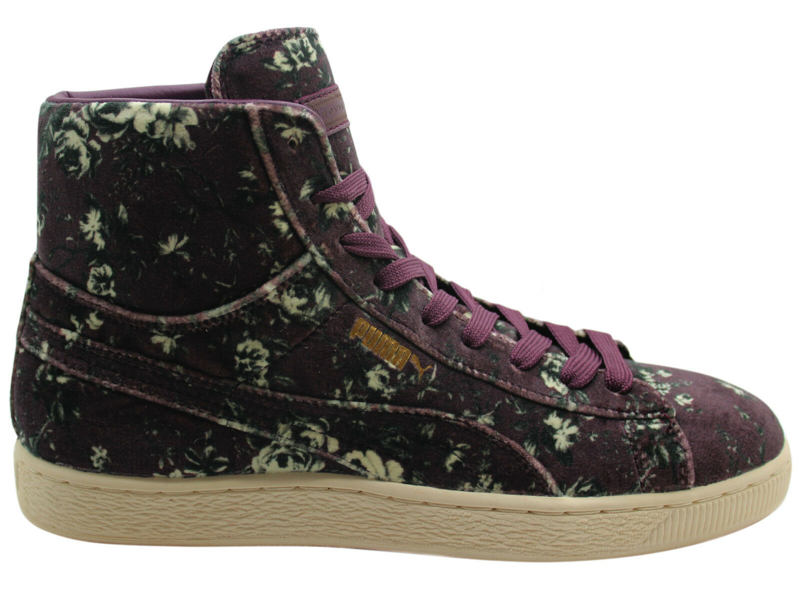 Puma Basket Classic Mid X House Of Hackney Mens Trainers Hi Top 357529 01 D46 Comfortable and good-looking