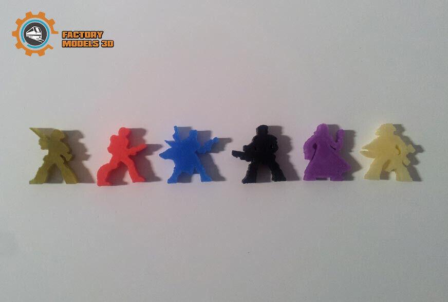 excelentes precios Dune Juego mesa     Board Juego (Upgrade Pack) Meeples Tokens  al precio mas bajo