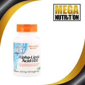 Doctor-039-s-Best-Best-Alpha-Lipoic-Acid-600mg-60-Veg-Caps-Metabolism-Antioxidants